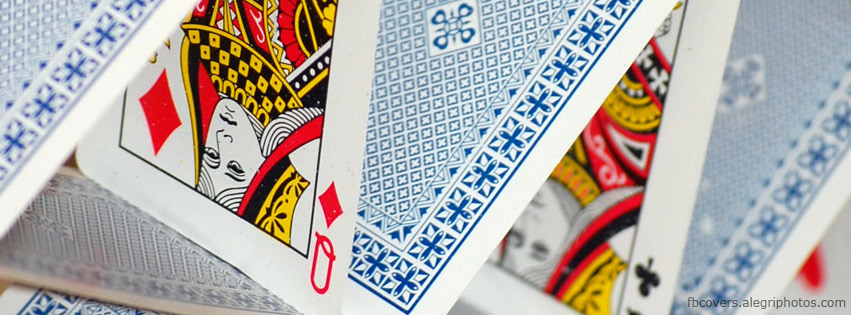 Cards castle Facebook cover photo