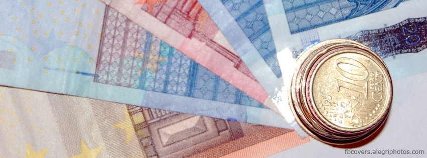 Eurocent stack to view Facebook cover photo