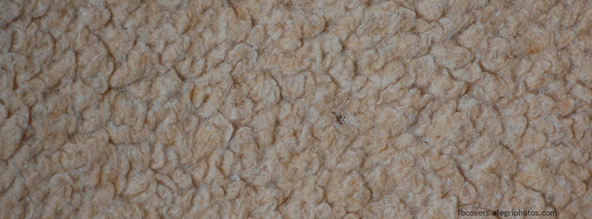 Wool fabric texture Facebook cover photo